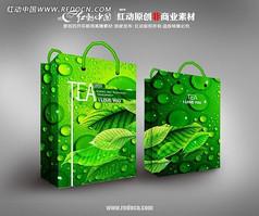 綠茶禮品手提袋