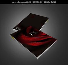 红色水珠艺术封面