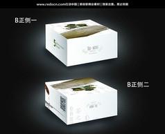 白茶礼盒包装设计