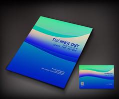 简约商务企业画册设计