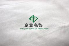 绿色环保企业logo