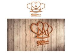 麦香堂面包店logo