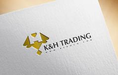 金色經典K&H貿易logo