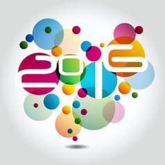 2016时尚创意彩色海报