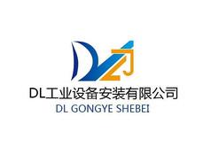 大氣工業字母logo