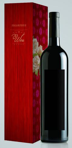 高档红酒包装