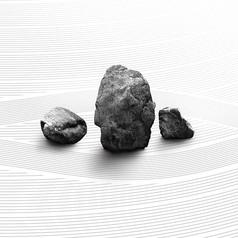 原创元素-中国风原创石头