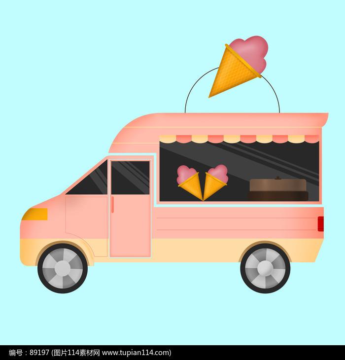原创甜品汽车元素福特撼路者与h9图片