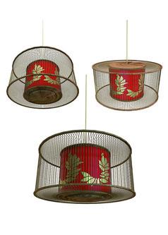 中式灯笼造型