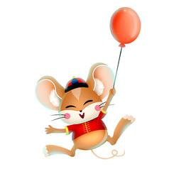 原创十二生肖老鼠造型设计