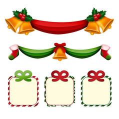 原创圣诞吊带装饰