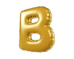 原创元素圣诞节促销气球字B