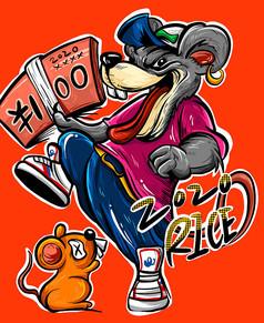 原����潮-百�f老鼠