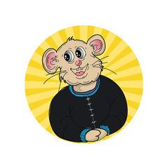 原��元素生肖鼠