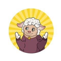 原��元素生肖羊