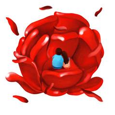 原��元素情人�玫瑰相依