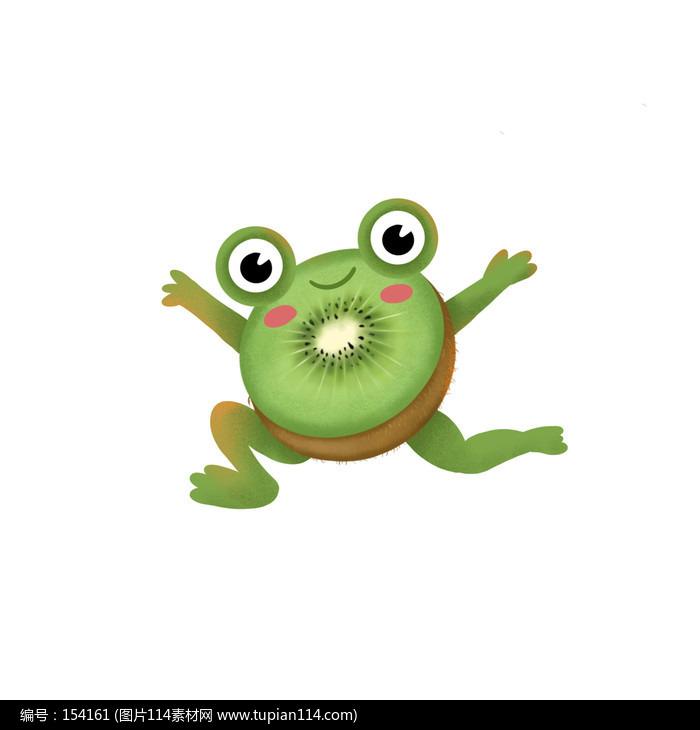 原���J猴桃小青蛙